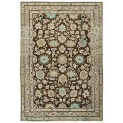 Vintage Persian Hamadan Rug