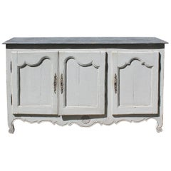 Antique French Regence Style Enfilade