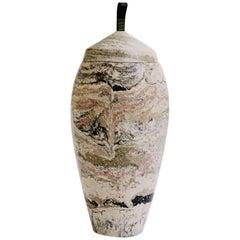 Sedimentation Urn or Vase, Hilda Hellstrom, 2012