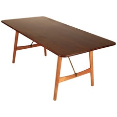 Borge Mogensen, Hunting Table, Denmark, 1950s