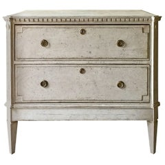 19th Century Gustavian Period Chest of Drawers