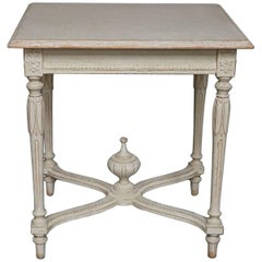 Oblong Swedish Neoclassical Table