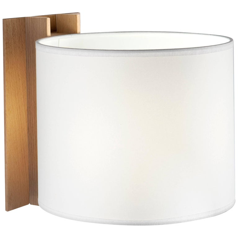 TMM Corto Wall Light by Miguel Mila for Santa & Cole For Sale
