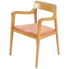 Elegant Edward Wormley for Dunbar Riemerschmid Chairs Model 4797