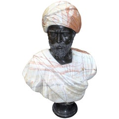 Fine Classical Style Marble Bust