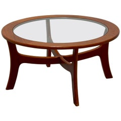 G Plan Teak Coffee Table, circa 1970-1979