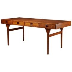 Desk Designed by Nanna and Jörgen Ditzel for Sören Willadsen,