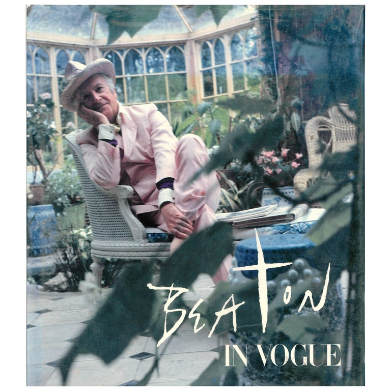 Beaton in Vogue Book For Sale