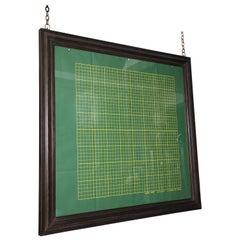 Framed Graph Chart