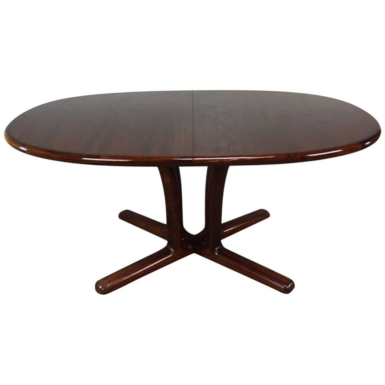 Dyrlund Rosewood Dining Table