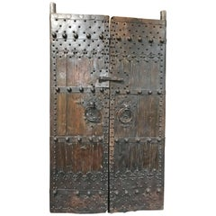 Reclaimed Spanish Door, circa 1800