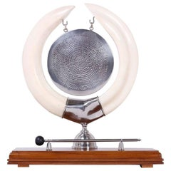 Chic Vintage English Gong