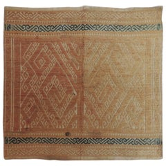 Rare Antique Tampan Textile from Sumatra