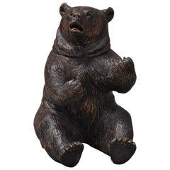 Brienz Black Forest Bear Humidor