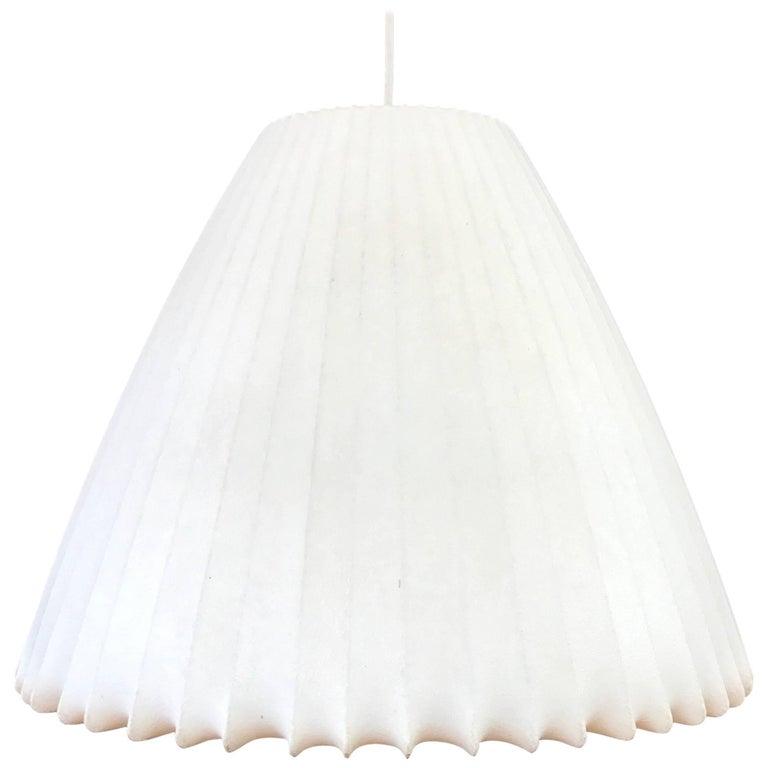 Vintage George Nelson for Howard Miller Bell Pendant Lamp