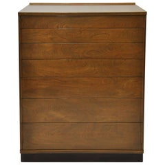 Ed Wormley for Dunbar Chest with Seven Graduated Drawers