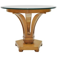 Edward Wormley for Dunbar Tulip Side Table, Style #5620
