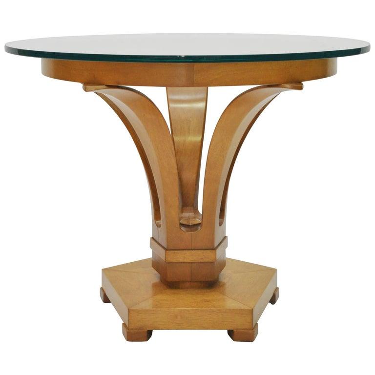 Edward Wormley for Dunbar Tulip Side Table, Style #5620