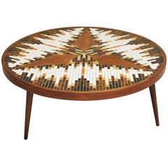 Tiled Coffee Table by Richard Hohenberg