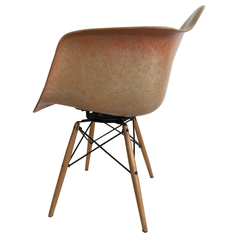 Eames Chair Leg Birch Shell Swivel Charles Fiberglass Dowel Paw y8wnOPvmN0
