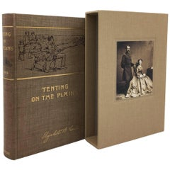 Tenting on the Plains by Elizabeth Custer, 1st Edition, 1887