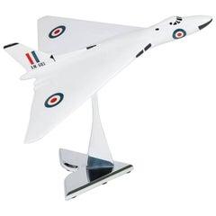 Model of a Royal Air Force Vulcan V-Bomber