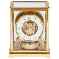 """Atmos"" Clock by Jaeger-LeCoultre of Switzerland"