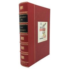 Fahrenheit 451 by Ray Bradbury, Signed 1st Edition, 1953