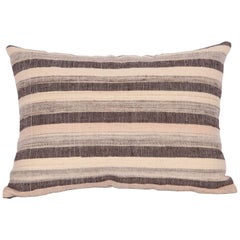 Pillow Cases Made Out of an Anatolian Turkish Mid-20th Century Kilim