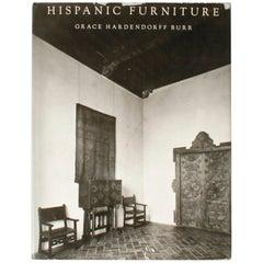 Hispanic Furniture by Grace Hardenddorff Burr