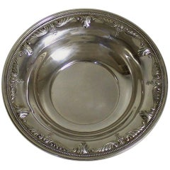 Stradivari by Wallace Sterling Silver Bowl