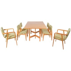 Dining Set by George Nelson for Herman Miller