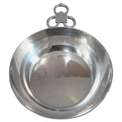 Tiffany & Co. Sterling Silver Porringer