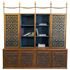 Library Bookcase from Ava Gardner's Paris Apartment