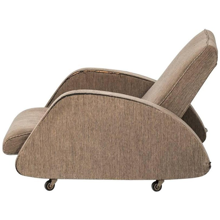 Bo Wretling Easy Chair by Otto Wretling in Sweden For Sale