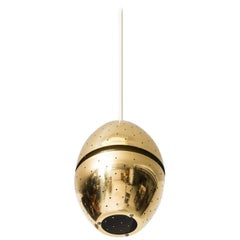 Hans-Agne Jakobsson Ceiling Lamps in Brass