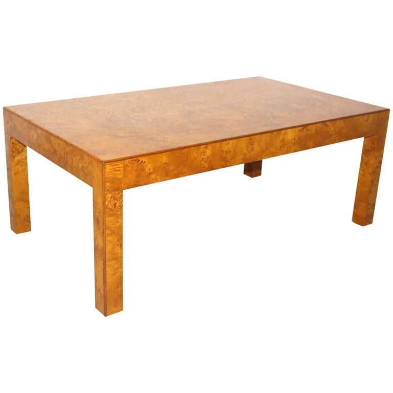 Coffee Table in the Style of Milo Baughman, 1970s