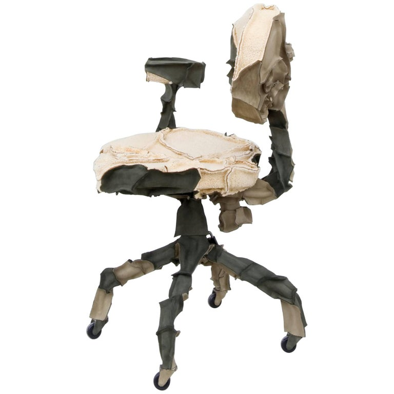 Office Chair Skin Collection by Pepe Heykoop For Sale