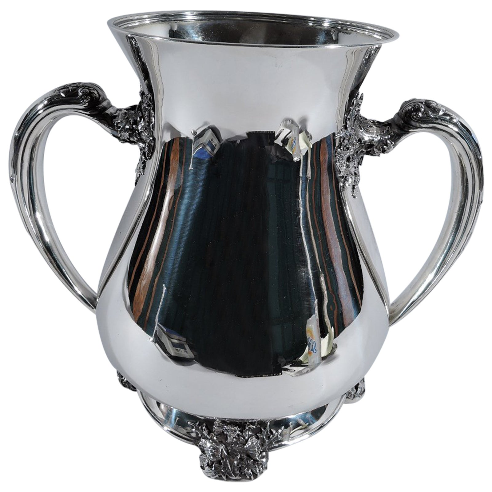 Fine Antique American Sterling Silver Trophy Cup by Tiffany