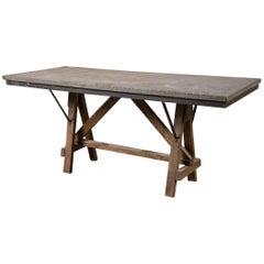 Bluestone Top Table