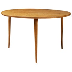 Occasional Table Annika Designed by Bruno Mathsson, Sweden, 1936