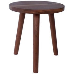 Cherry, A Handmade Stool or Side Table by Laylo Studio