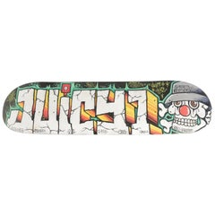Graffitti Art, Skateboard, 20th Century