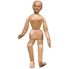 Antique Artists Mannequin