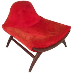 Mid-Century Modern Adrian Pearsall Gondola Lounge Chair by Adrian Pearsall