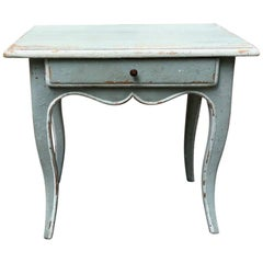 Antique French Petite Louis XV Style Side Table
