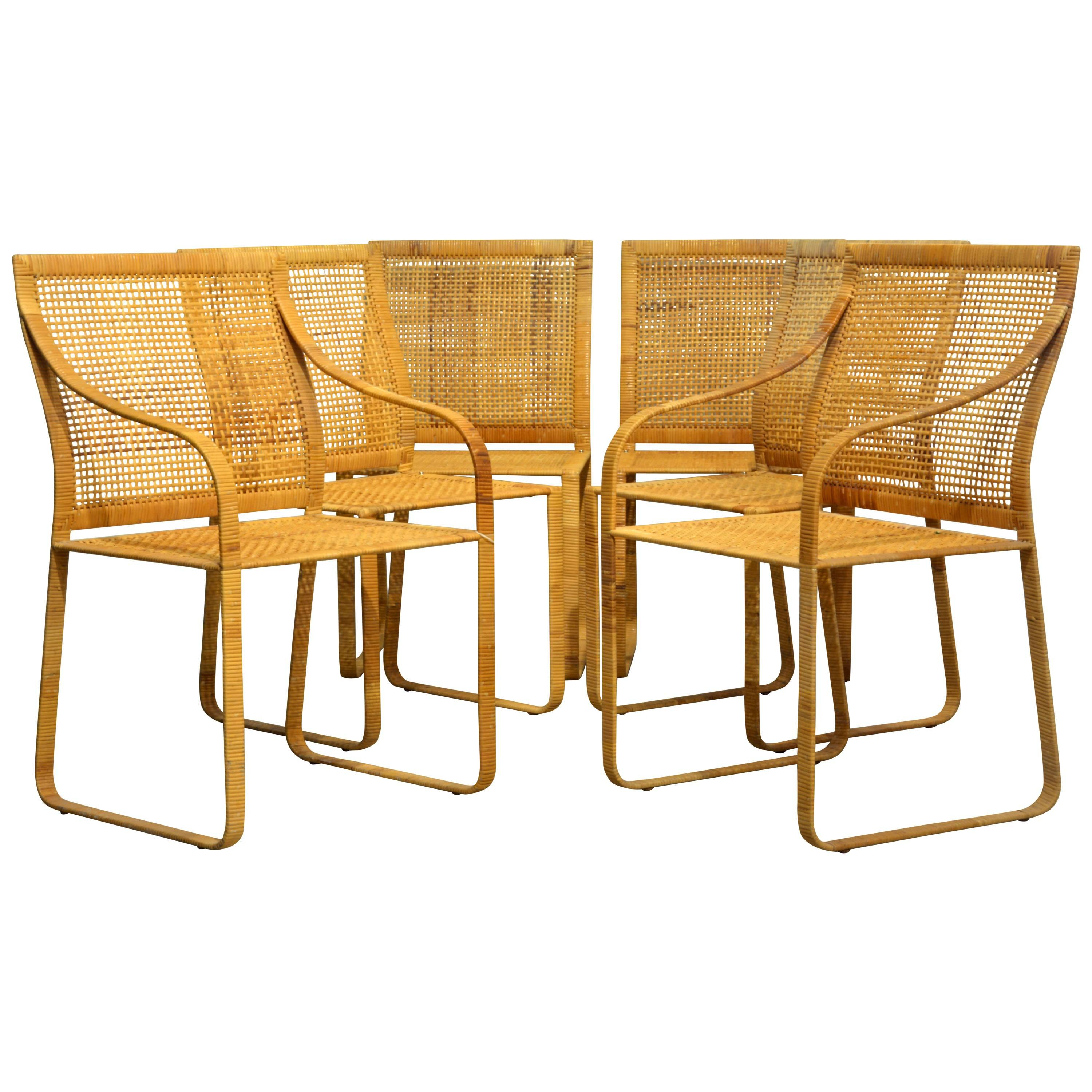 World Market Remarkable Woven Dining Room Chairs To Add