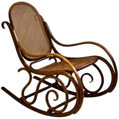 Thonet Bentwood Rocking Chair