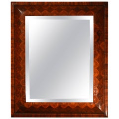 17th Century Cushion Mirror