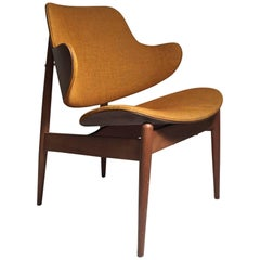Vintage Kodawood Lounge Chair by Seymour James Weiner